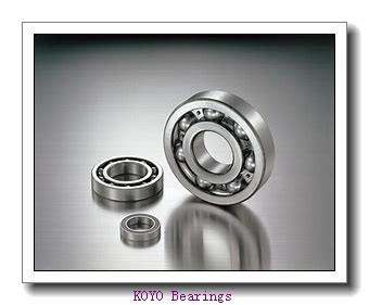 KOYO 52211 thrust ball bearings
