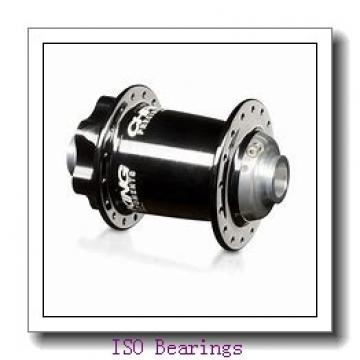 ISO LL758744/15 tapered roller bearings