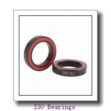 ISO F684ZZ deep groove ball bearings