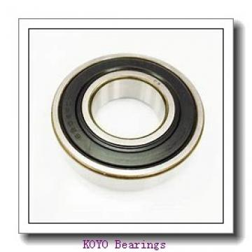 KOYO 4205 deep groove ball bearings