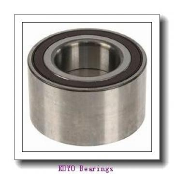 KOYO 63/22Z deep groove ball bearings