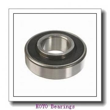 KOYO KDX250 angular contact ball bearings