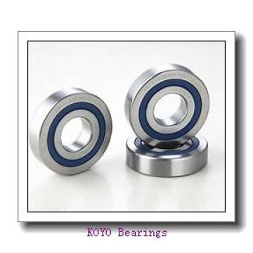 KOYO HAR016 angular contact ball bearings