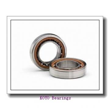 KOYO 57402JR tapered roller bearings