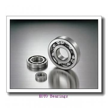 KOYO 6311BI angular contact ball bearings
