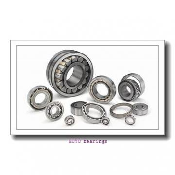 KOYO 53311U thrust ball bearings
