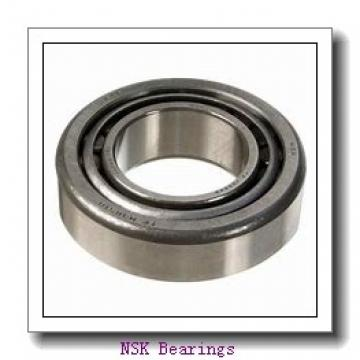 NSK 120BER19S angular contact ball bearings