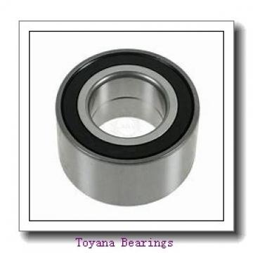 Toyana 3381/3320 tapered roller bearings