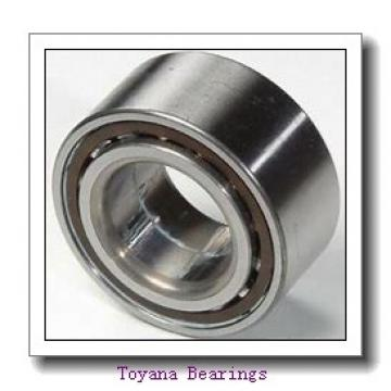 Toyana 7320 B-UO angular contact ball bearings