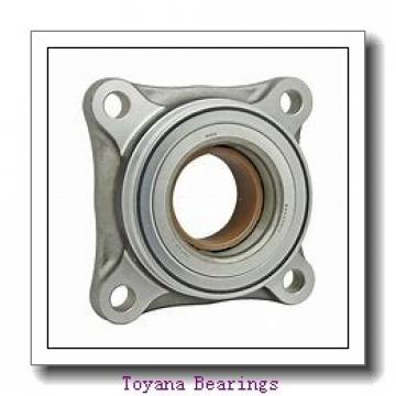 Toyana NNCL4920 V cylindrical roller bearings