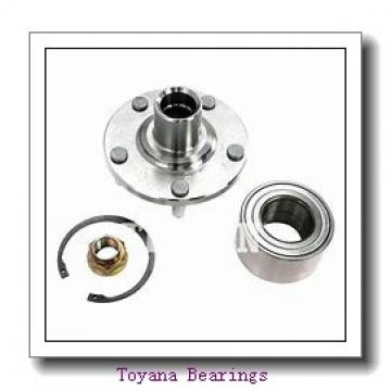 Toyana 606-2RS deep groove ball bearings