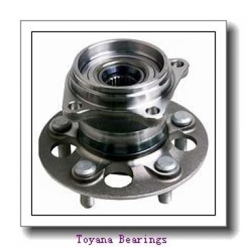 Toyana E17 deep groove ball bearings