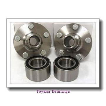 Toyana 7009 B-UX angular contact ball bearings